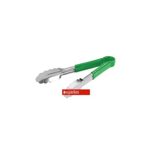 Rozsdamentes fogó - zöld nyéllel -24 cm