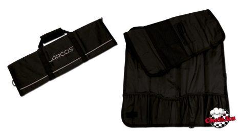 Késtartó táska - 8 db-os