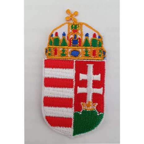 Magyar címer- felvasalható