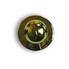 Szakácskabát gomb arany színű 12 db