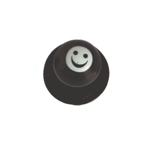 Szakácskabát gomb nevető Smile 12 db