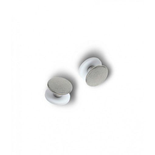 Fém szakácskabát gomb