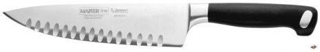 Könnyített szakácskés - Burgvogel Master Line 686-95-23-6 - 23 cm