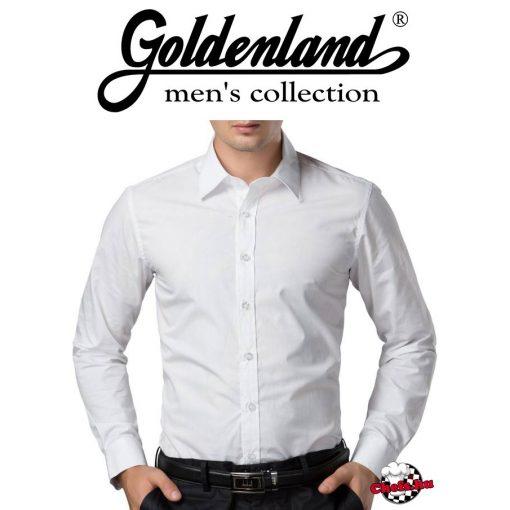 GOLDENLAND slim fit, karcsúsított, férfi felszolgálóing