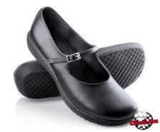 Mary Jane fekete női cipő