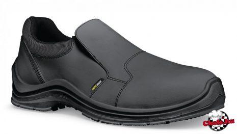 Acél orrmerevítős, S3-as, belebújós védőcipő - DOLCE81