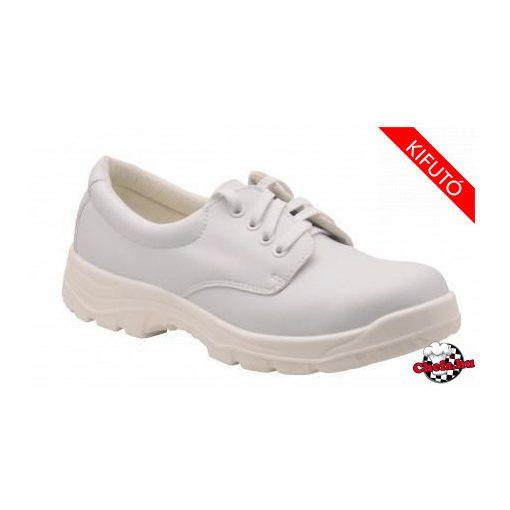 Szakácscipő - fehér, Steelite™-KIFUTÓ