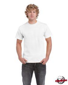 Fehér környakú póló